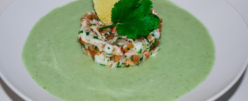 Lobster Ceviche Veracruz