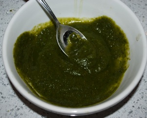 The Poblano Puree