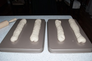 Shaped Baguettes