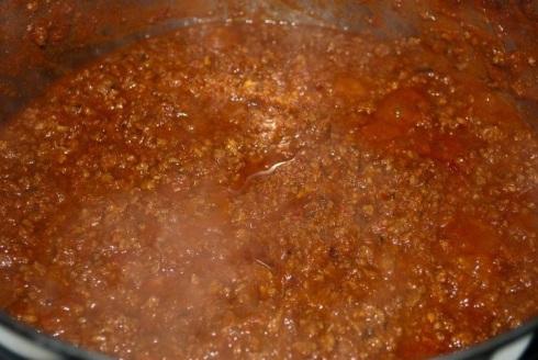 Chorizo Rag