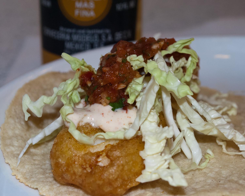 Chile de arbol the delgrosso food blog for Baja fish tacos