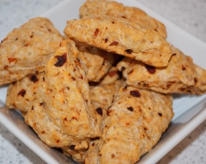 Chipotle Jack Scones